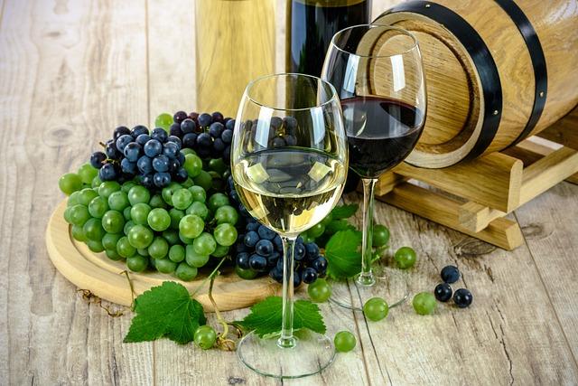 【地中海式ダイエット】お酒は赤ワインがおすすめ