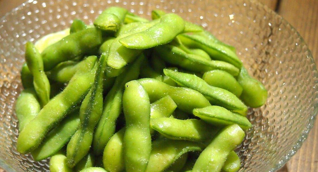 枝豆はダイエットに効果的?
