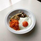 食事系オートミール、甘くないレシピ。