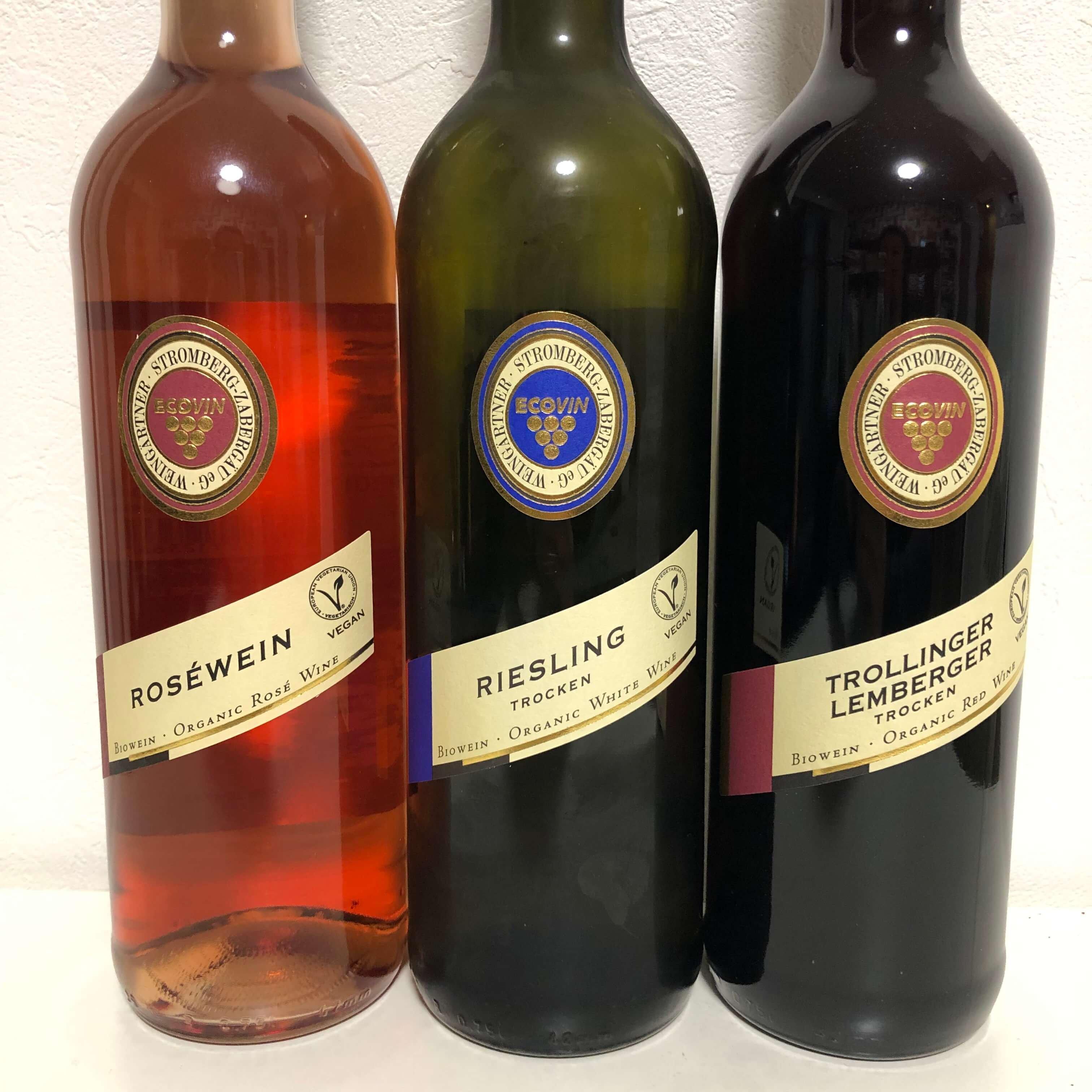 コストコおすすめオーガニックワイン【ロゼ・赤・白】