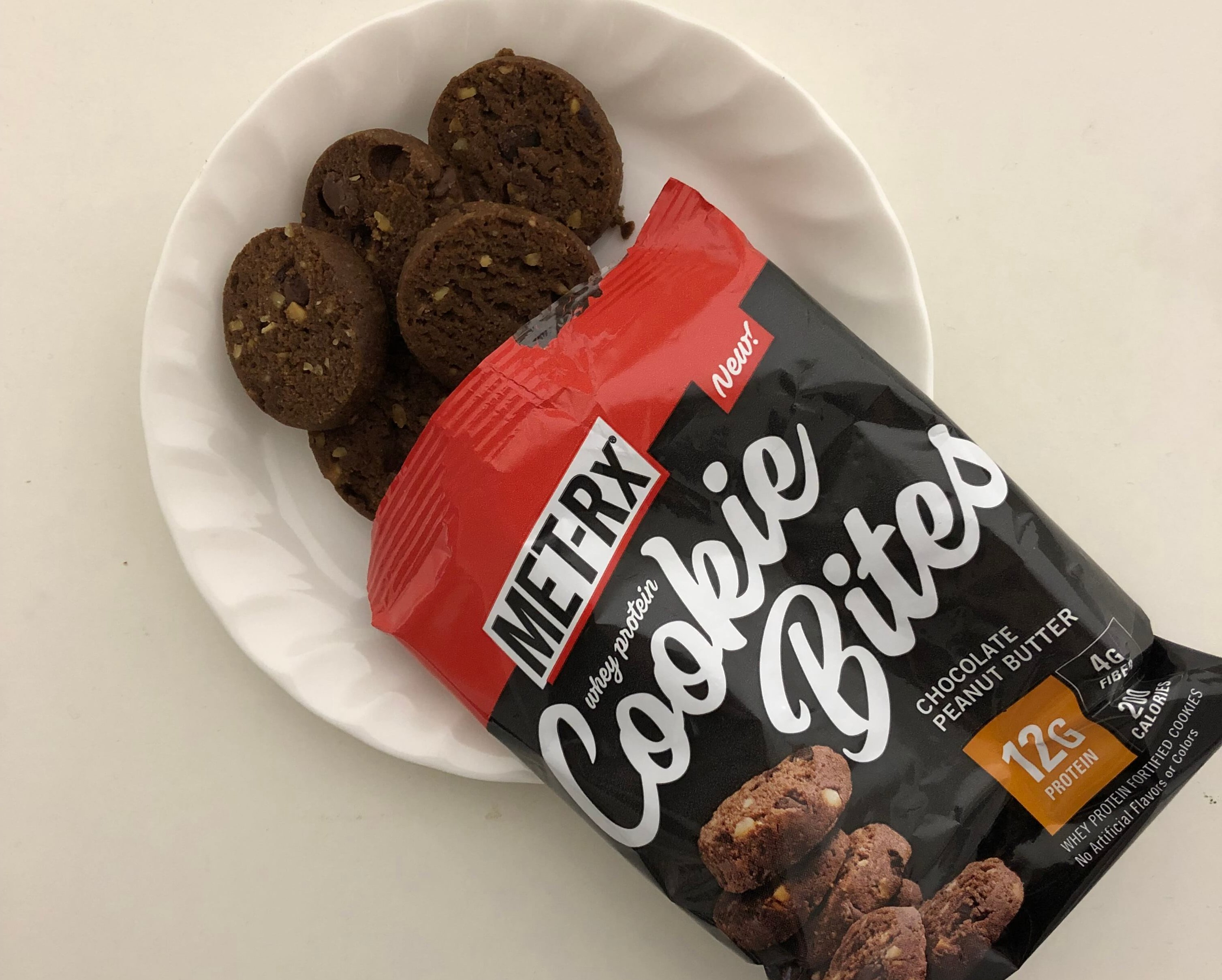【iHerb】プロテインクッキーが美味しくておすすめ