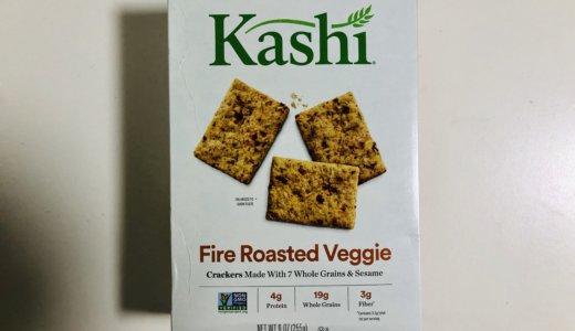 アイハーブのおすすめクラッカー Kashi Fire Roasted Veggie