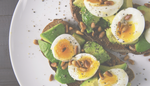 アボカドが腹持ちのいい理由とダイエットにおすすめ朝食